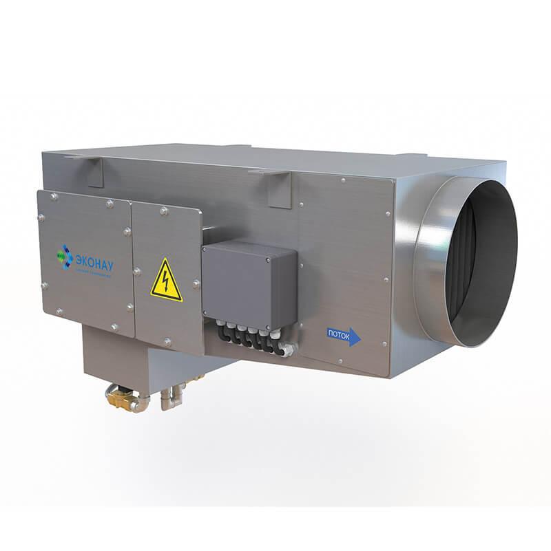 Канальный ультразвуковой увлажнитель воздуха Эконау УЗК-100 купить на ЭКОНАУ - изображение 4