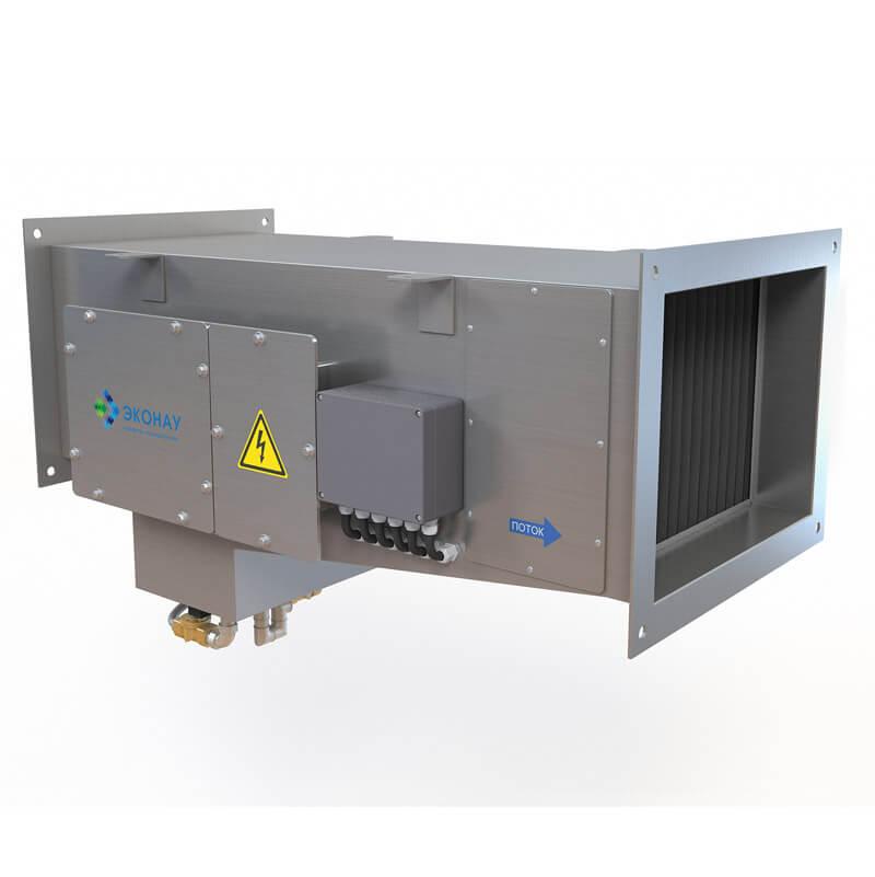 Канальный ультразвуковой увлажнитель воздуха Эконау УЗК-100 купить на ЭКОНАУ