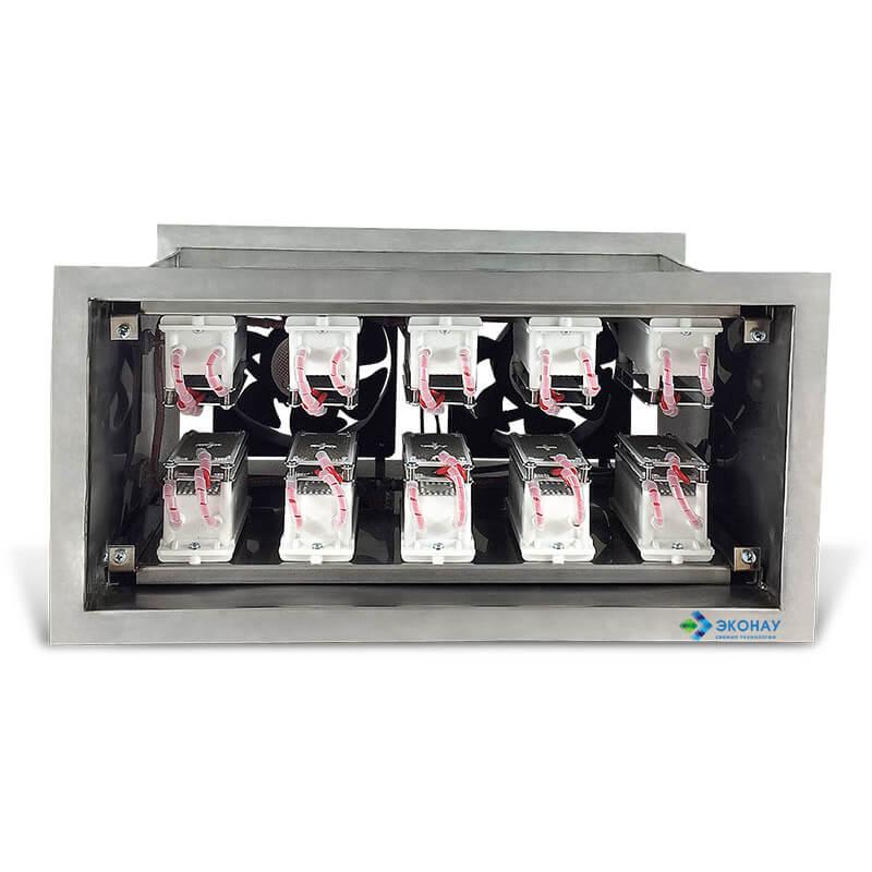 Озонатор воздуха канальный Эконау ОЗ-А10(К) купить на ЭКОНАУ - изображение 4