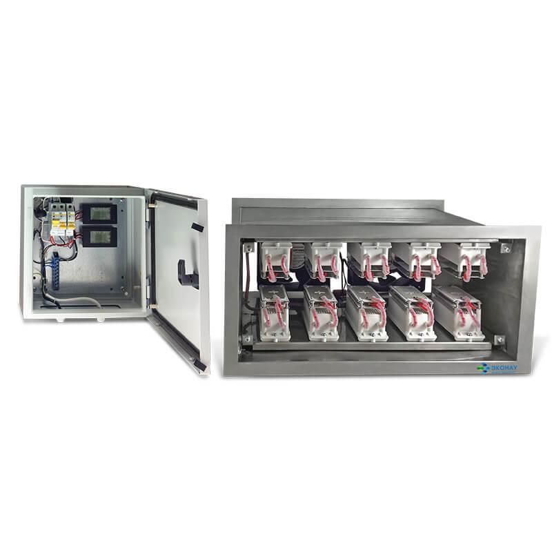 Озонатор воздуха канальный Эконау ОЗ-А10(К) купить на ЭКОНАУ - изображение 3