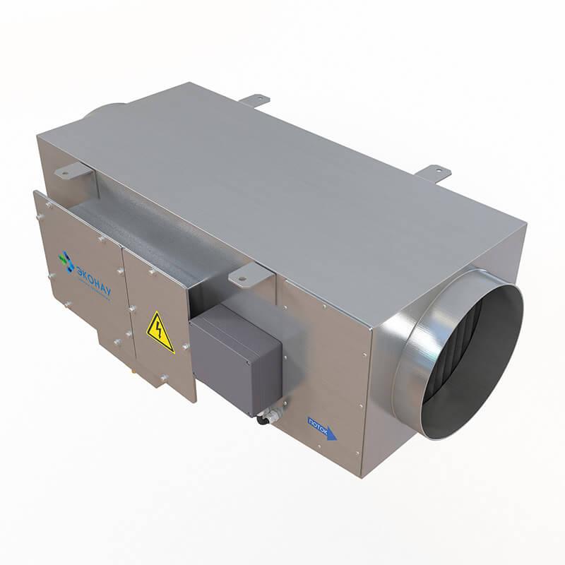 Канальный ультразвуковой увлажнитель воздуха Эконау УЗК-100 купить на ЭКОНАУ - изображение 5