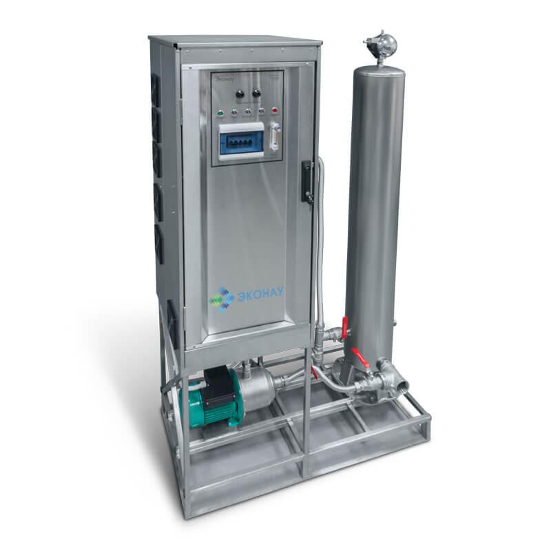 Установка озонирования воды Эконау ОЗО-В5 купить на ЭКОНАУ - изображение 3