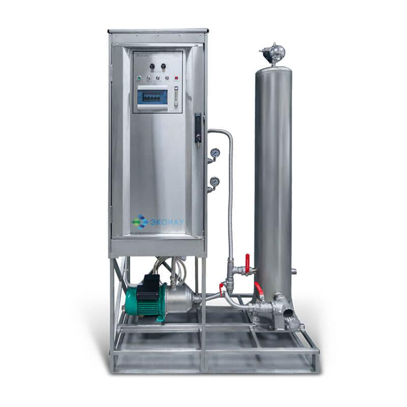 Установка озонирования воды Эконау ОЗО-В5 купить на ЭКОНАУ - изображение 2