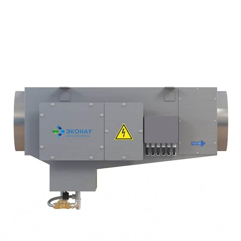 Канальный ультразвуковой увлажнитель воздуха Эконау УЗК-100 купить на ЭКОНАУ - изображение 6