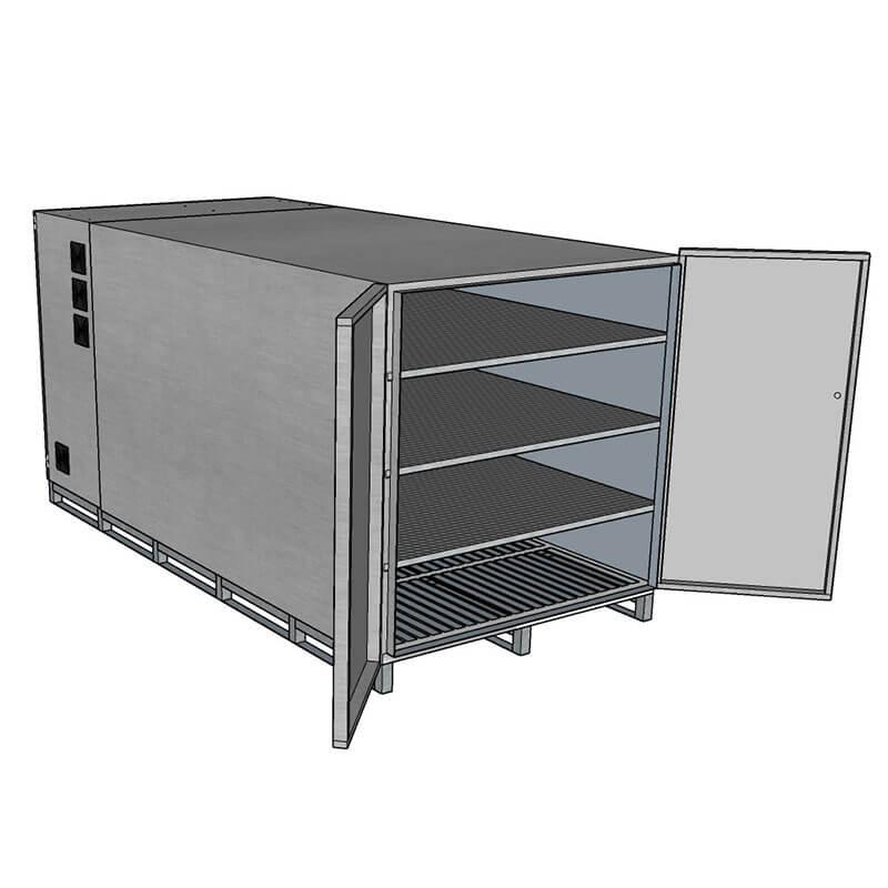 Озоновый шкаф Эконау ОЗ-3С купить на ЭКОНАУ - изображение 2