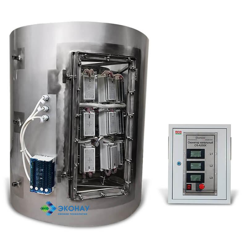 Озонатор воздуха канальный Эконау ОЗ-А400(К) купить на ЭКОНАУ