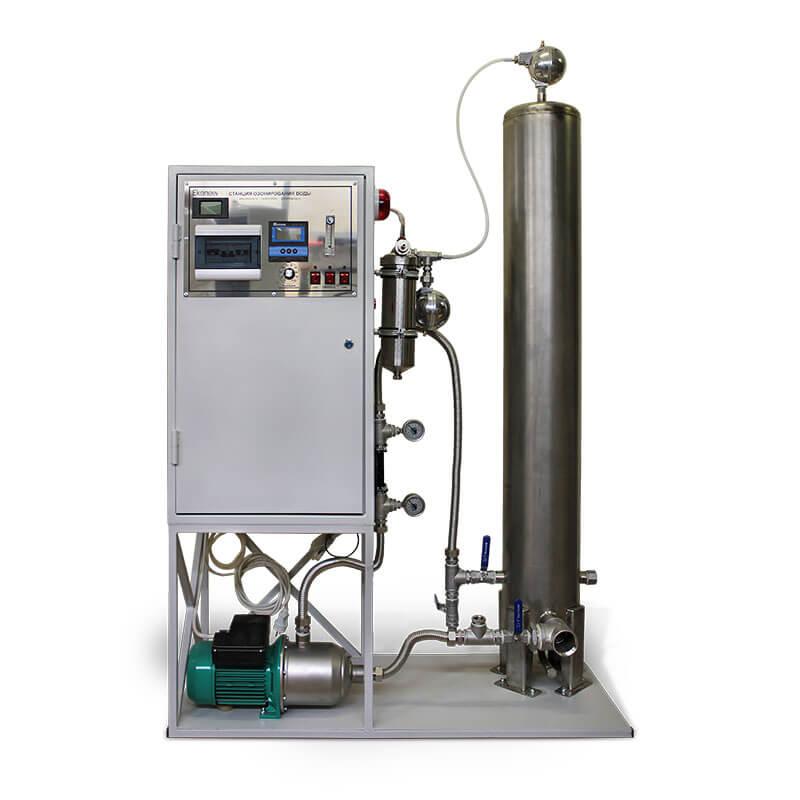 Установка озонирования воды Эконау ОЗО-В50 купить на ЭКОНАУ - изображение 3