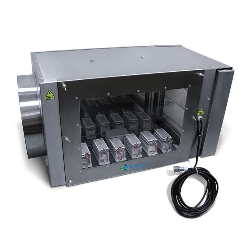 Озонатор воздуха канальный Эконау ОЗ-А160(К) купить на ЭКОНАУ - изображение 2