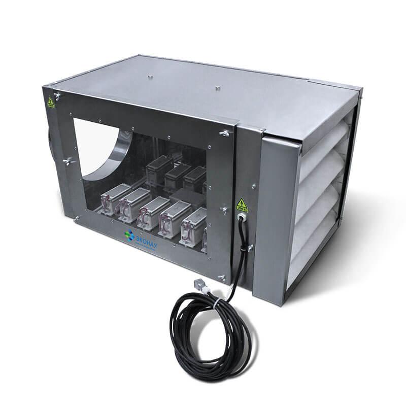 Озонатор воздуха канальный Эконау ОЗ-А160(К) купить на ЭКОНАУ