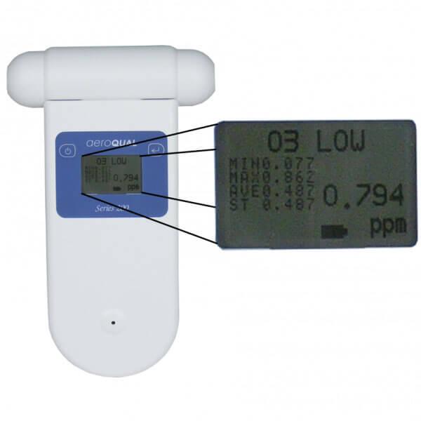Анализатор озона в воздухе S-200 купить на ЭКОНАУ - изображение 2
