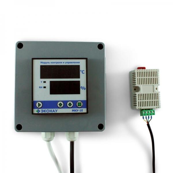 Модуль контроля и управления увлажнителем МКУ-1Е купить на ЭКОНАУ - изображение 2