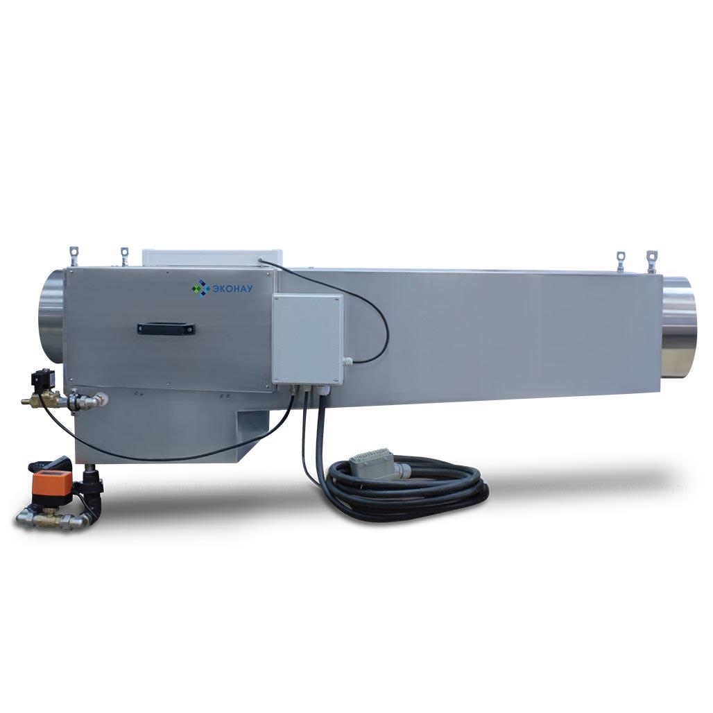 Канальный ультразвуковой увлажнитель воздуха Эконау УЗК-16 купить на ЭКОНАУ