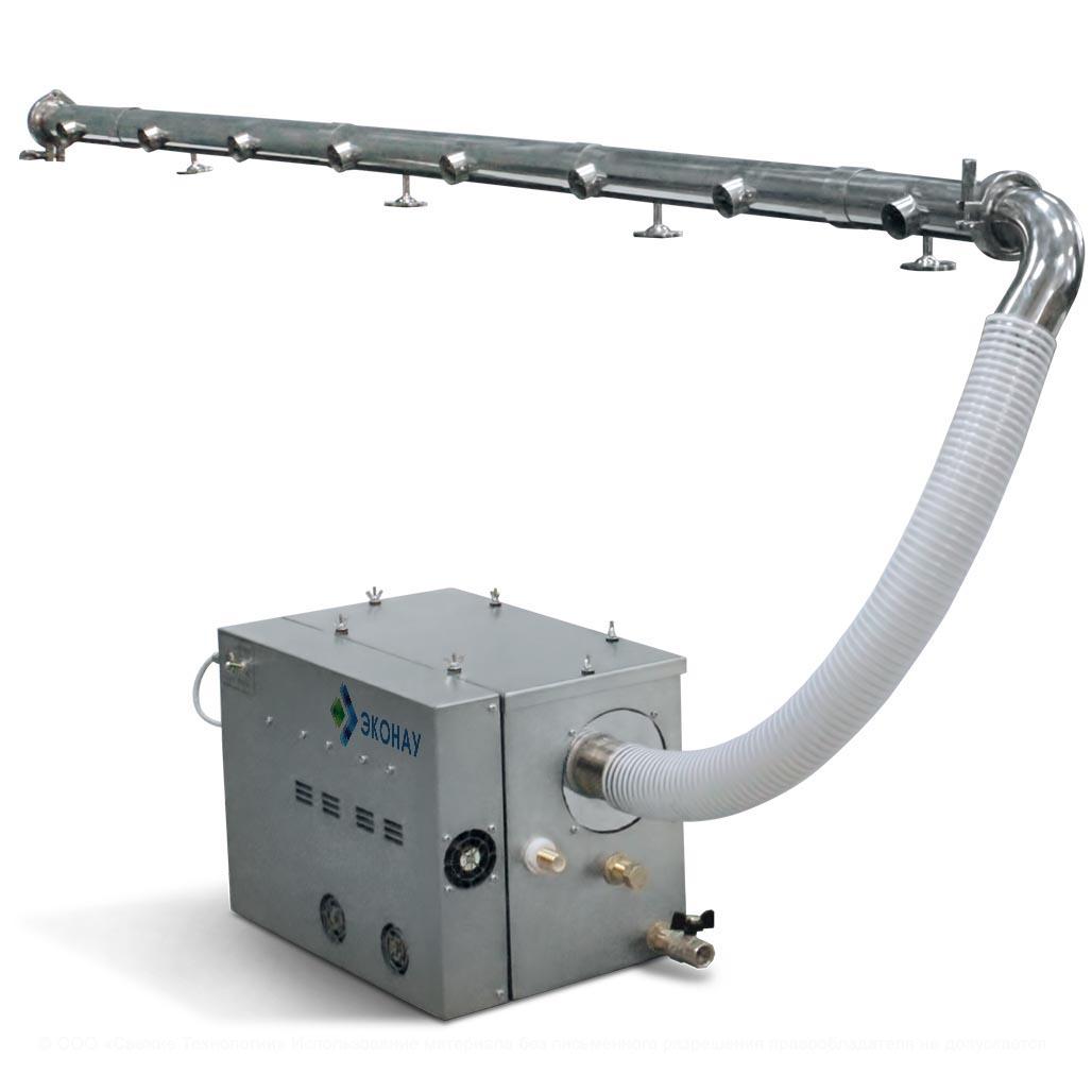 Ультразвуковой увлажнитель для витрин Эконау УЗ-2.2(В) купить на ЭКОНАУ